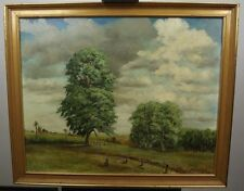 Vintage Landscape Original Art Paintings