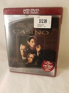 Casino (HD-DVD, 2006) English French Espanol Brand New Sealed