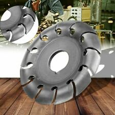 Electric Angle Grinder Shaping Blade Wood Carving Disc Cutting Tool #USA STOCK
