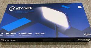 Elgato Key Light 2800 lumens - LED Desk Light for Video Calls & Streaming