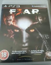 FEAR 3 PLAYSTATION 3 PS3 HORROR RATED 18