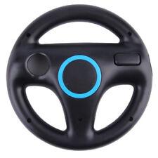 Game racing steering wheel for nintendo wii mario kart remote controller  gh