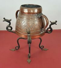 SIZE MEASURE. COPPER AND METAL. CATALUNYA. CENTURY XVII-XVIII.