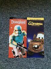 Disneyland / DCA California Adventure May 2016 Park Maps and Guide