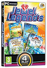 4 Play Collection - Jewel Legends (PC GAME) •SHIPPING •ALWAYS FAST •ALWAYS FREE•