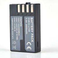 New 2000mAh Li-Ion D-Li109 Battery for Pentax 39066 k-r kr k-2 k2 K30 K-30