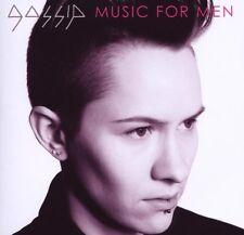 "Gossip ""Music for men"" CD Beth Ditto NUOVO"