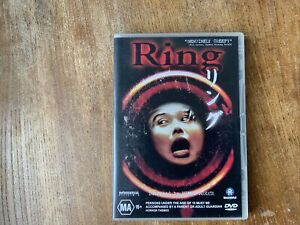 Dvd Ring リング, Japanese Lang With Embedded Eng Subs, Australian Version