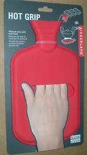 HOT WATER BOTTLE BAG TRIVET SILICONE OVEN MIT COOKWARE HEAT HAND PROTECTION NEW