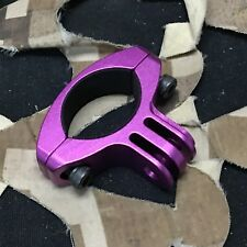 New Hk Army Paintball Barrel Camera Mount for GoPro - Purple