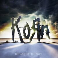 KORN - THE PATH OF TOTALITY (LIMITED SILBER/SCHWARZ MIX VINYL   VINYL LP NEW