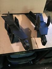 fisher minute mount snow plow push plates GM brand new hardware