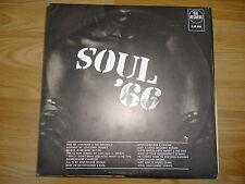 VARIOUS Soul 66 Sue ILP 934 Great soul compiltation - T.O.S.