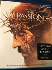The Passion Of The Christ (Blu Ray) Factory Sealed FAST SHIPPING