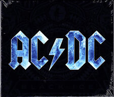 AC/DC BLACK ICE LIMITED DELUXE Hardcover 28 PG booklet CD NUOVO/NEW OVP/SEALED
