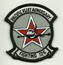 Navy Fighting 126 Pacific Fleet Adversary  PATCH