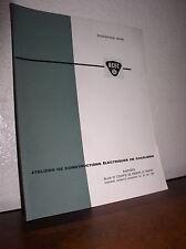 Ateliers De Constructions Electriques De Charleroi (ACEC) General Assembly 1956