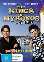 Wog Boy 2 - Kings Of Mykonos (DVD, 2010) region 4