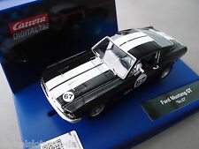 Carrera Digital 132 30670 Ford Mustang GT 1967 LICHT USA only