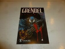 GRENDEL Comic - War Child - No 1 - Date 08/1992 - Dark Horse Comics