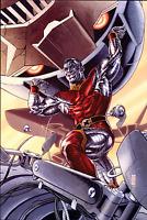 BLACK PANTHER #13 JG JONES RESURRXION VARIANT X-MEN COLOSSUS MARVEL