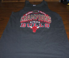 Chicago Bulls Tank Top shirt size Extra Large Men's XL RARE NBA 1998 Vintage VTG
