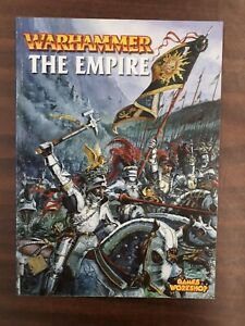 Warhammer Fantasy Battle 6E: The Empire
