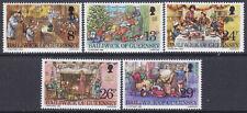 Guernsey 1982 Christmas - Activities Set UM SG263-7 Cat £2.50