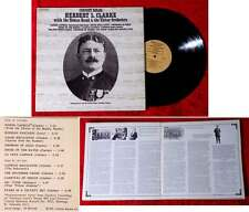 LP Herbert L. Clarke w/ Sousa Band & Victor Orchestra: Cornet Solos (Crystal) US