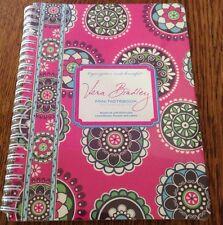 VERA BRADLEY - Mini Notebook Note Book Pink Cupcakes - New In Packaging