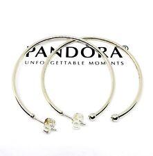 New Pandora Essence Large Hoops Of Versatility Earrings