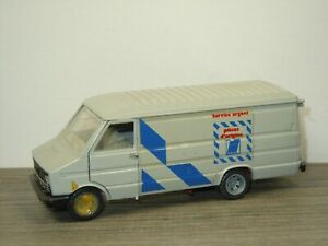 Iveco Daily Van Service Urgent - Old Cars Italy 1:43 *50841