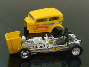 GOODGUYS Rod & Custom 1932 32 Ford Vicky Dragster 1/64 Scale Limited Edition U