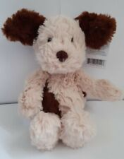 Jellycat Squiggle Puppy Soft Toy Baby Comforter Plush