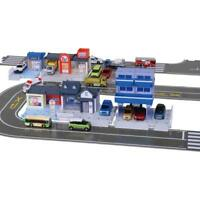 Takara Tomy Tomica Town Build City Town Make Kit Set w/ Tracking NEW