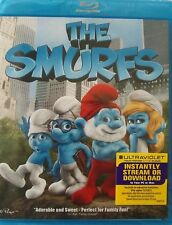 The Smurfs (Blu-ray Disc, 2011, Includes Digital Copy UltraViolet)