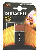 Duracell MN1604 Plus Power 9v Batteries 2 Batteries