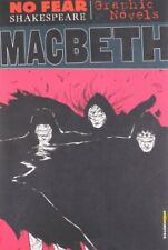 Macbeth (No Fear Shakespeare Illustrated - Graphic Novels),William Shakespeare,