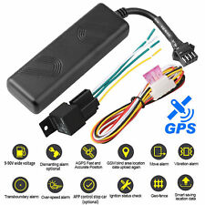 TK205 Mini GPS Tracker Vehicle Tracking Device Car Motorcycle GSM Locator