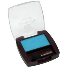 Fard à paupières bleu N°6 - applicateur mousse - blue single eyeshadow