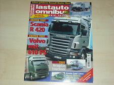 59660) Scania R 420 - Neoplan Cityliner - Krone Cool Liner Lastauto Omnibus 07/2