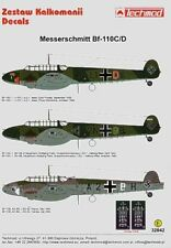 Techmod 1/32 Messerschmitt Bf 110C/Bf 110D # 32042