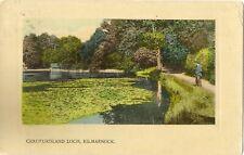 KILMARNOCK CRAUFURDLAND LOCH  USED c 1905