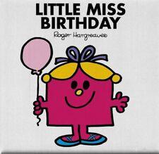 Little Miss Birthday, Roger Hargreaves, little miss world