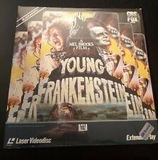 Young Frankenstein (Laserdisc)1974 Mint Condition 1983 FOX /CBS
