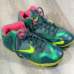 Nike Lebron T-Rex Size 7 Youth Tyrannosaurus Rex Shoes 621712-300 Sneakers GS