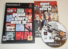 Grand Theft Auto III COMPLETE GAME for your Playstation 2 PS2 system VG  GTA III