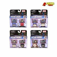 Marvel Minimates Series 40 Captain America First Avenger Movie Complete Set