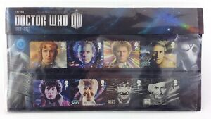 2013 Doctor Who Royal Mail Stamps 50 Year Anniversary Presentation Pack Q903