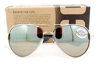 New Costa Del Mar Sunglasses SOUTH POINT Palladium Silver Mirror 580G POLARIZED